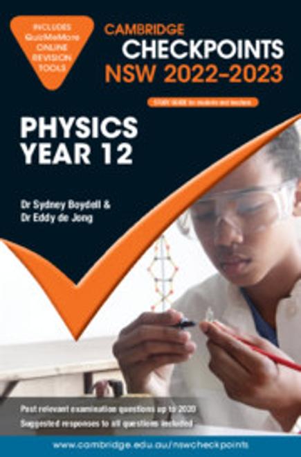 Cambridge Checkpoints NSW (2022-2023): Physics Year 12