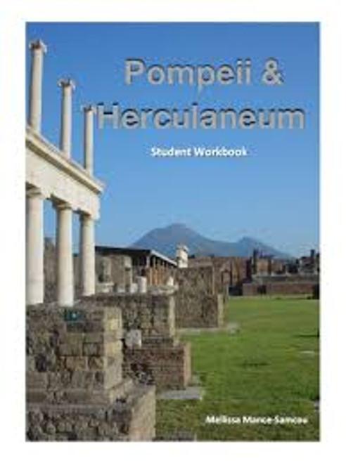 Pompeii and Herculaneum Student Workbook 2019 2E