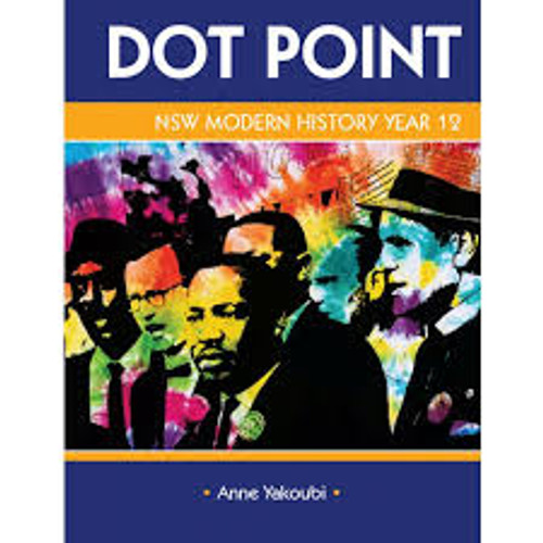 Dot Point: NSW Modern History Year 12