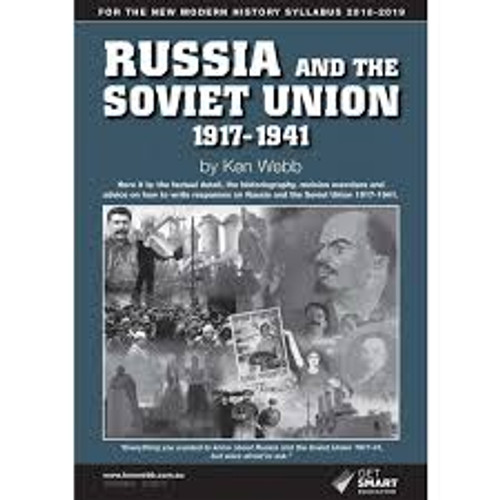 Russia and the Soviet Union (1917-1941) Spiral Ed