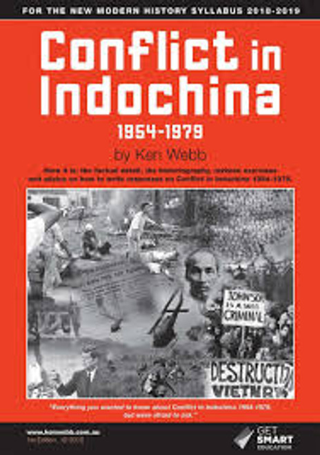 Conflict in Indochina (1954-1979) Spiral Ed
