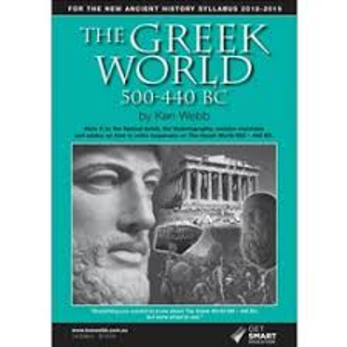The Greek World (500-440BC) Spiral Ed