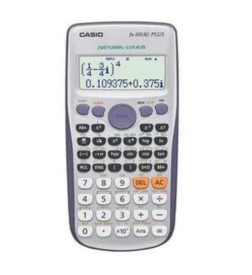 Scientific Calculator Casio FX 100AU Plus