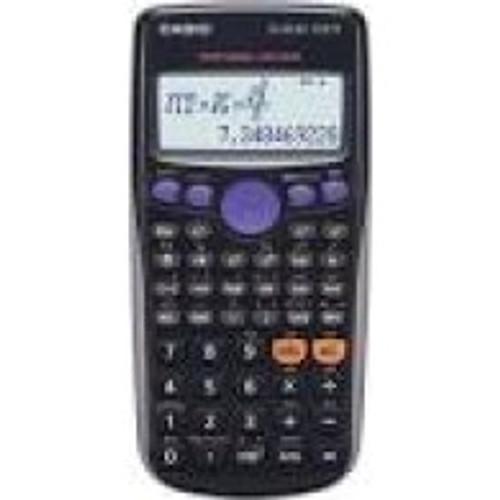 Scientific Calculator Casio FX 82AU Plus II