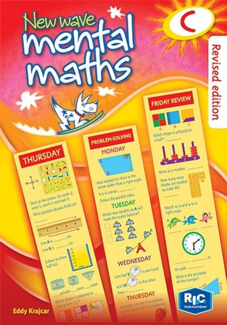 New Wave Mental Maths C