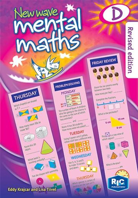 New Wave Mental Maths D