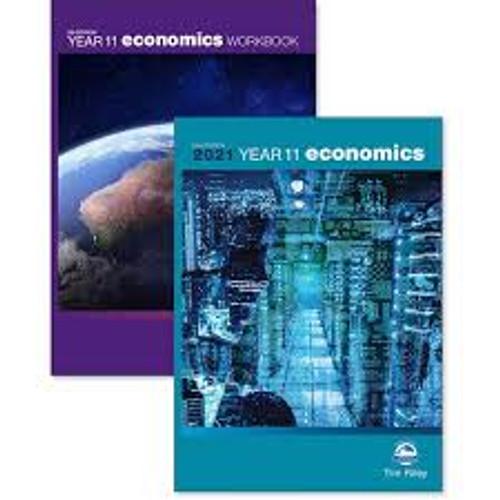 Tim Riley Year 11 Economics Text/WB/EB 2021 Edition