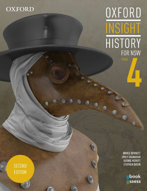 Oxford Insight History NSW Stage 4 Pack 2nd Edition