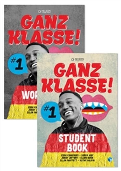 Ganz Klasse 1 Student book and Workbook pack