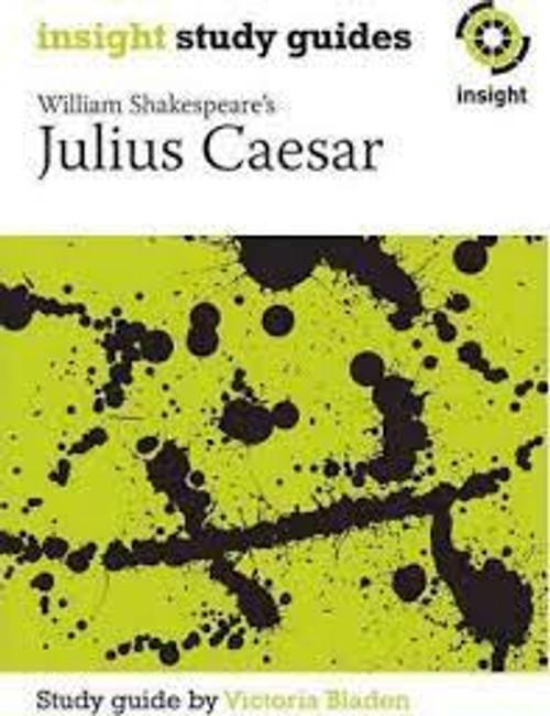 Julius Caesar Insight Text Guides