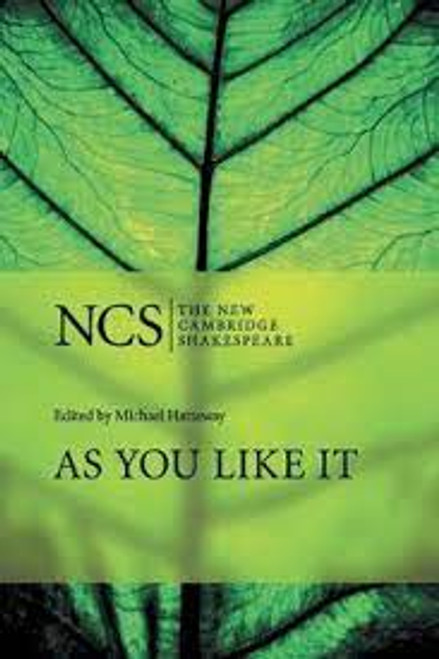 New Cambridge Shakespeare: As You Like It