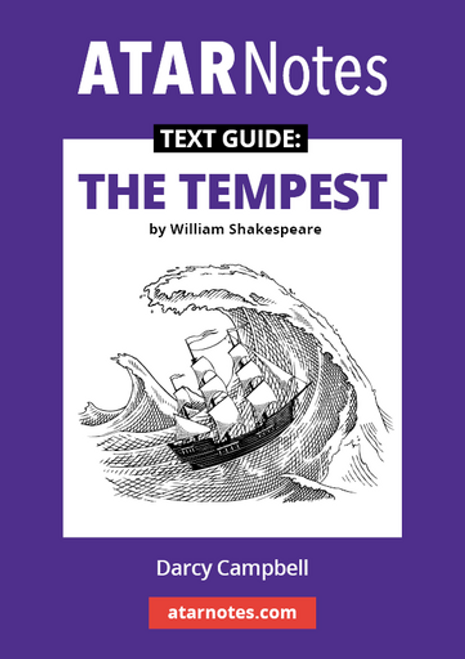 ATAR Notes Text Guide: The Tempest