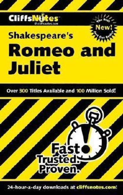 Cliffs Notes: Romeo and Juliet