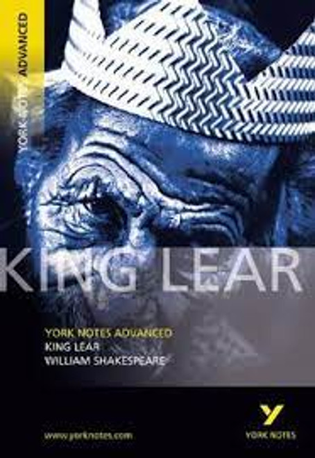 York Notes Advanced: King Lear