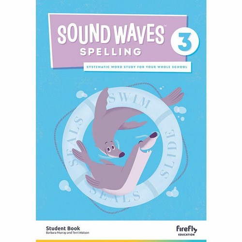 Sound Waves Spelling Student Book 3