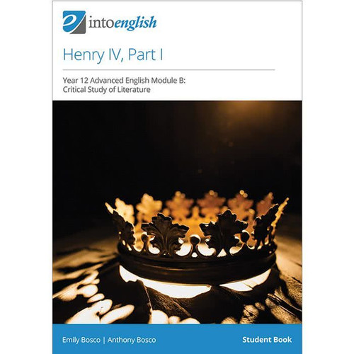 Into English: Henry IV, Part 1 Study Guide