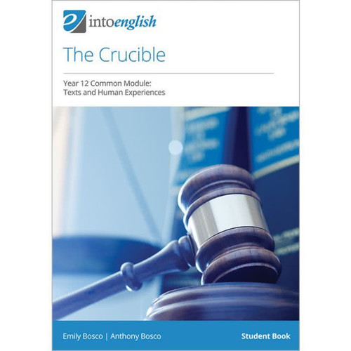 Into English: The Crucible Study Guide