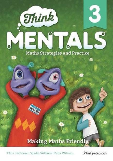 Think Mentals 3 Student Workbook