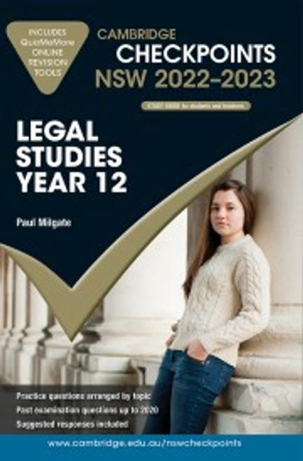 Cambridge Checkpoints NSW HSC (2022-2023): Legal Studies