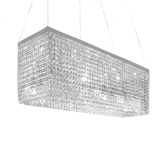 rectangular modern crystal chandelier dining room light fixture, rectangular crystal chandelier, rectangular dining room crystal chandelier, rectangular modern chandelier, dining room chandelier, rectangular crystal chandelier lighting, chandelier on sale,crystal chandelier dining room, modern chandeliers for dining room,sloped ceiling light fixture,modern chandelier for dining room, island modern chandelier,Chandelier for dining table, dininjg room lighting fixture, chrome rectangular chandelier