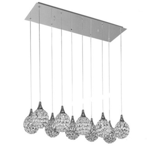 dining room chandelier, chandelier modern dining room, globe crystal pendant chandelier, contemporary light fixture, modern chandeliers for dining room,rectangular dining room crystal chandelier light fixture, modern light fixture for dining room