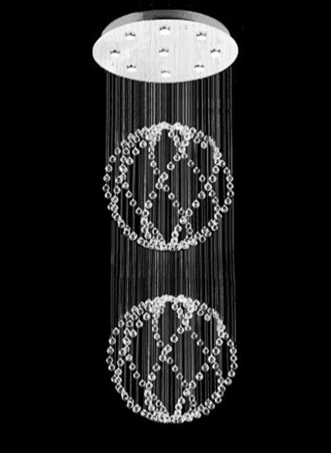 double ball sphere modern crystal chandelier light, ball chandelier light,ball chandelier,high ceiling chandelier,foyer lighting, ball crystal chandelier,double ball crystal chandelier,2 story foyer chandelier,crystal chandelier modern, long chandelier, long crystal chandelier, foyer chandelier,staircase chandelier, foyer lighting Canada,foyer light, ball modern chandelier,ball crystal modern chandelier,high ceiling chandelier,foyer chandelier,chandelier for high ceiling entrance,chandelier for high ceiling foyer,staircase chandelier,staircase light fixture,staircase modern chandelier,2 story foyer chandelier modern,high ceiling modern chandelier,contemporary crystal chandelier,crystal ball pendant light,foyer lighting,lumnaire escalier,high ceiling lighting fixture,luminaire cristal,luminaire d'escalier,luminaire cristal d'escalier,luminaire suspendu cristal