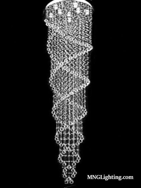 spiral chandelier, spiral crystal chandelier, spiral staircase chandelier, staircase chandelier, staircase spiral chandelier, raindrop spiral modern chandelier, crystal raindrop chandelier, double spiral crystal chandelier, modern crystal chandelier, high ceiling lighting fixture, modern chandelier for high ceilings, spiral staircase chandelier, high ceiling spiral chandelier, staircase modern chandelier, spiral crystal light fixture, modern spiral chandelier, high ceiling light fixture, foyer spiral chandelier, spiral staircase chandelier, staircase chandelier, 2 story foyer chandelier, 20 inch chandelier, led spiral crystal pendant chandelier