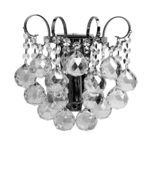 CRYSTAL WALL SCONCE CW50200