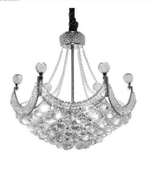 dining room crystal chandelier light fixture