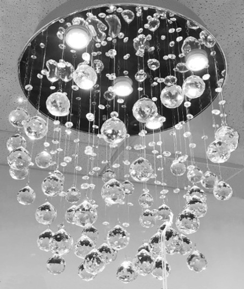 rain drop flush mount modern crystal chandelier ceiling light, rain flush mount chandelier, crystal ceiling light, flush mount crystal ceiling chandelier light, raindrop round crystal chandelier, rain crystal chandelier, rain chandelier, raindrop modern crystal chandelier, raindrop modern crystal chandelier, flush mount raindrop crystal chandelier, living room chandelier, lush mount raindrop chandelier, 20 inch chandelier, round ceiling chandelier, modern chandelier for living room