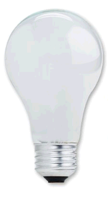 43A19SW/ECO 43 Watt Soft White A19 EcoHalogen 2 Pack