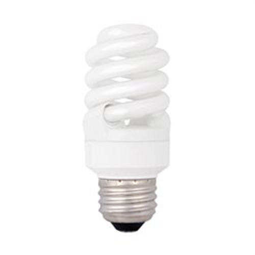4T223 - 23 Watt T2 CFL Mini Spiral