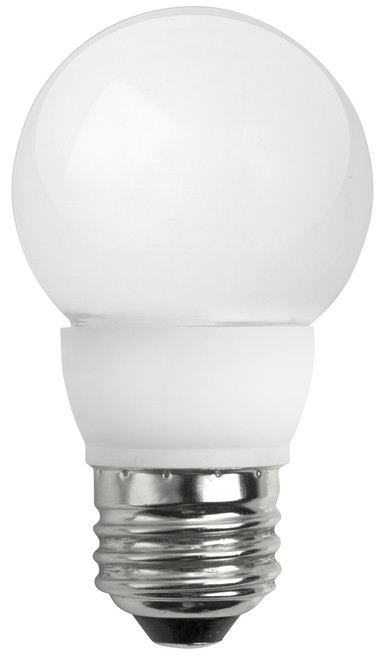 "4 Watt LED 2"" Globe Frost - Medium Base  (25w Equal)"