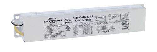 Electronic Sign Ballast for 4-16 Feet 1-2 Lamps - Series Wired