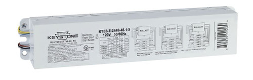 Electronic Sign Ballast for  20-48 Feet  4-6 Lamps - Series Wired