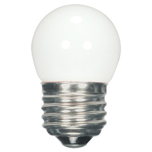 1.2 WATT S11 LED LAMP WHITE 27K (EQUAL TO 10W) - SATCO #S9161