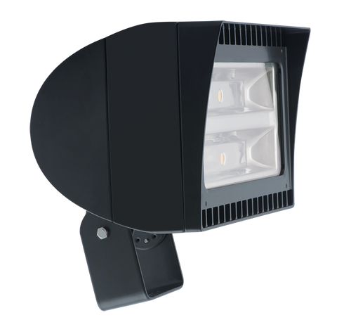 RAB Lighting - FXLED105T LED Floodlight FXLED 105W , Bronze Finish