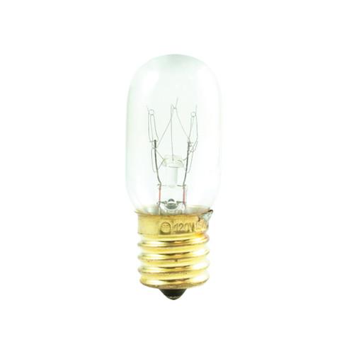 15 Watt T7 Appliance Lamp  - Intermediate Base