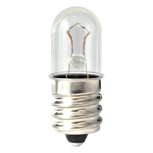 1821 Miniature Lamp  -  28v  .17 Amp - T3.25 Shape - Mini Screw Base
