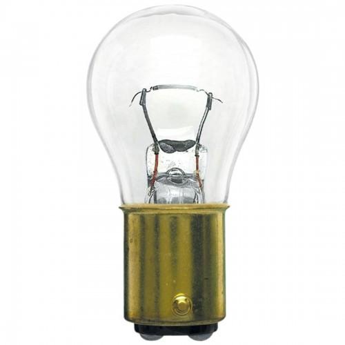 306 Miniature Lamp  -  28v  .51 Amp - S8 Shape - DC Bayonet Base