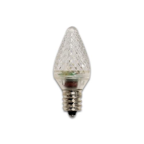 LED C7 Clear Holiday Lamp
