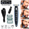 Micto Touch Advanced Electric Dual Sided Blade Men Hair Clipper TrimmersCutting Edgues Shaver Rechargeable LED Light