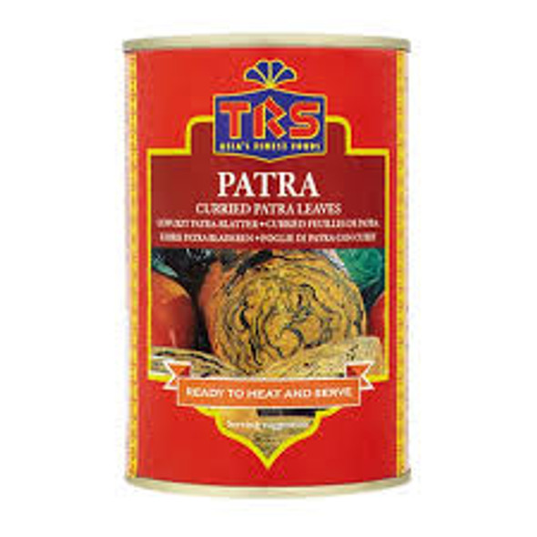 TRS Canned Patra (Curried)