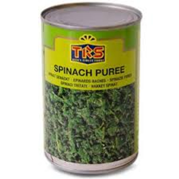 TRS Canned Spinach Puree