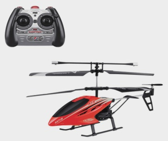 Channel Remote Control Helicopter - 3.0 - Toy