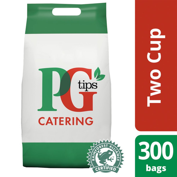 PG T/BAGS (2 CUP) 300s