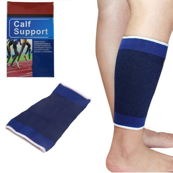 X-2 CALF SUPPORT ELASTIC EASY TO WEAR SUITABLE FOR ALL SPORTS UK Stock