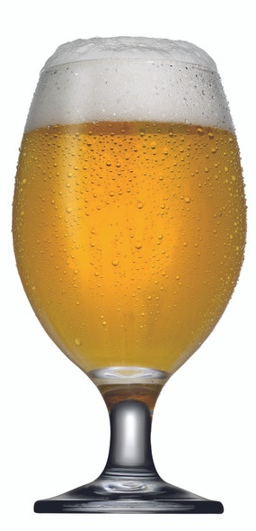 PB 6 PC BISTRO BEER GLASS IN GIFT BOX - 400 ML