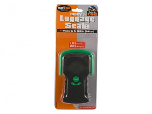 Digital Luggage Scale (44kg)