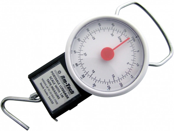 Luggage Scale With 1m Tape